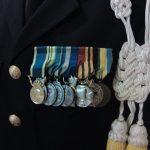 medaljmontering