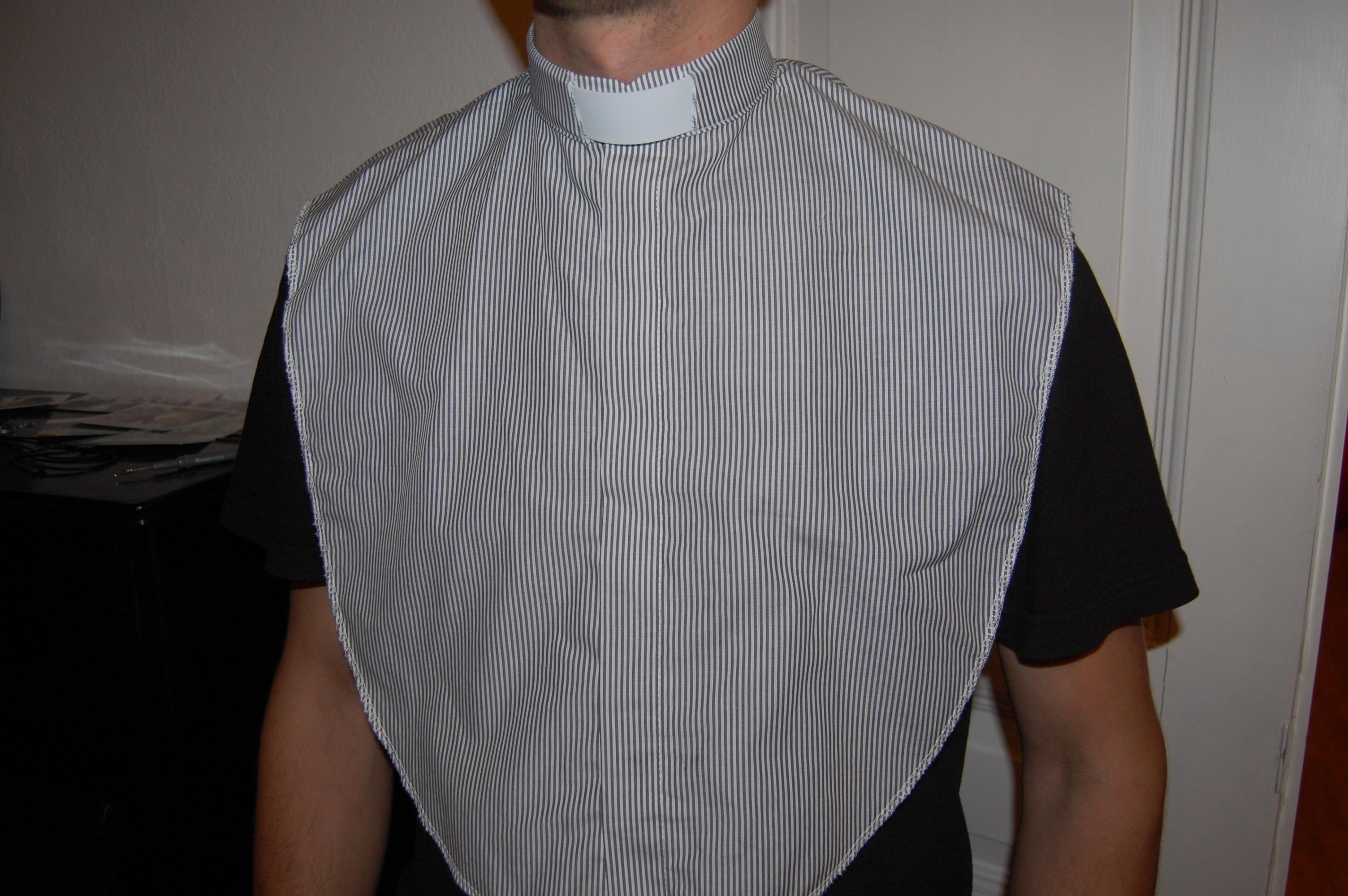 Skjortbröst